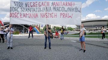 Protest przeciwników szczepień, Kaczyński ostrzega przed obostrzeniami. Raport Dnia