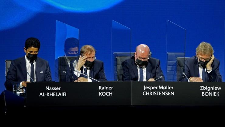 Prezes PSG przewodniczącym Europejskiego Stowarzyszenia Klubów