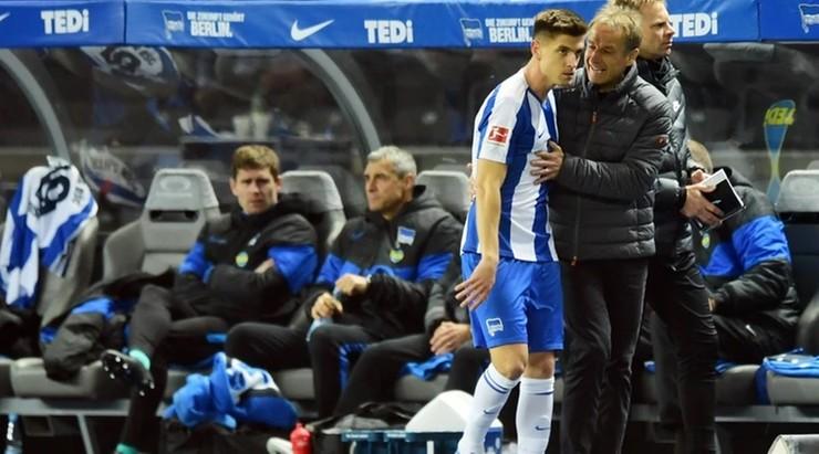 Piątek bez trenera! Hertha szuka następcy Klinsmanna