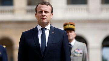 Sondaż: Francuzi dobrze oceniają plany Macrona, prócz reformy rynku pracy
