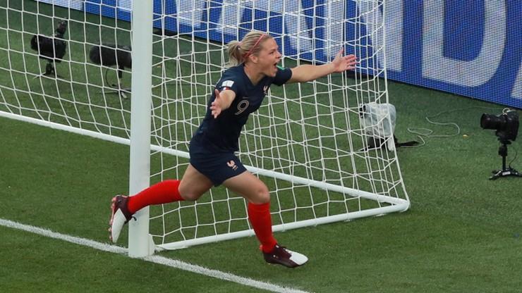 MŚ kobiet: Wysokie zwycięstwo Francji w meczu otwarcia