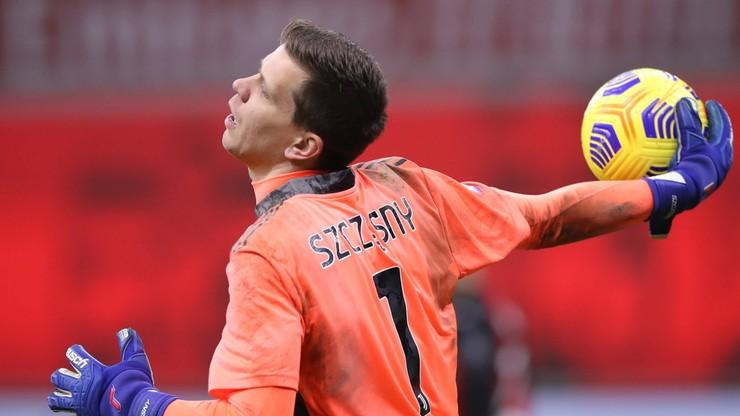 Serie A: Wojciech Szczęsny górą w polskim starciu