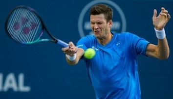 US Open: Hurkacz odpadł w drugiej rundzie