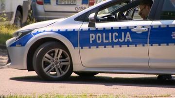 Strzelanina pod Warszawą. Trwa policyjna obława