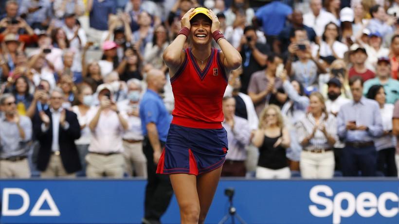 Brytyjska prasa: Emma Raducanu - uczennica, która stała się nową królową tenisa