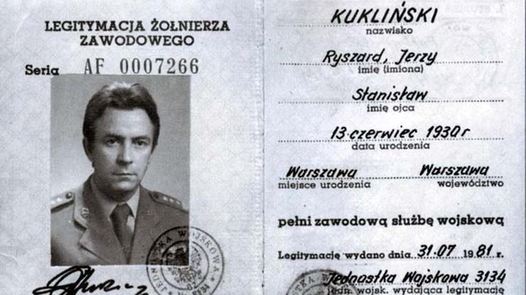Prezydent mianował pośmiertnie płk. Kuklińskiego na generała brygady