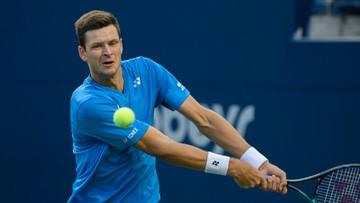 ATP w Cincinnati: Hubert Hurkacz i Jannik Sinner w ćwierćfinale debla