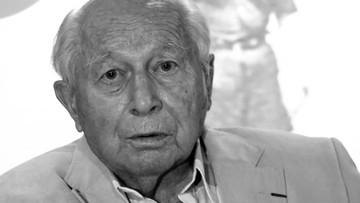 Zmarł Stanisław Likiernik - jeden z ostatnich żołnierzy Kedywu AK