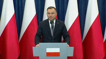 """""""Chcemy ułatwić sytuację rolnikom"""". Prezydent apeluje o kupowanie polskich produktów"""