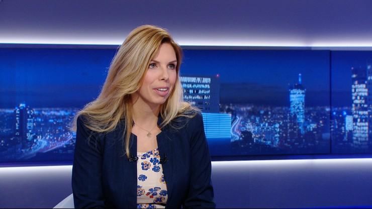 """Anna Kornecka w """"Gościu Wydarzeń"""": byłam w stanie realizować bardzo dobre projekty dla Polski"""