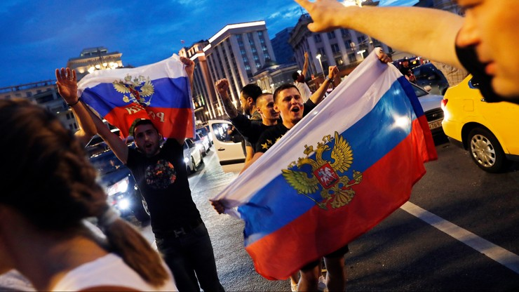 Ukraiński bramkarz wyrzucony z klubu za kibicowanie Rosji!