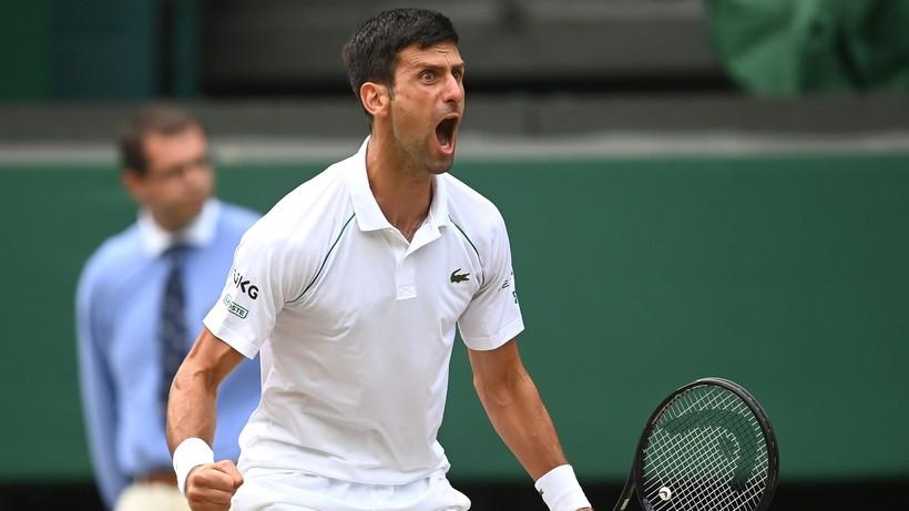 Wimbledon: Djokovic po raz 30. w wielkoszlemowym finale