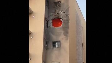 Atak rakietowy Hamasu. Zginął 6-letni chłopczyk, wielu rannych