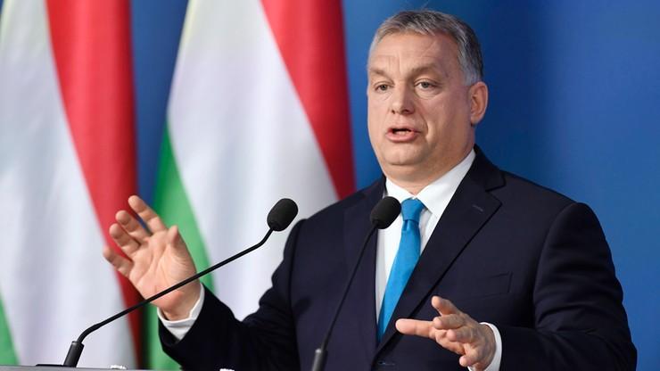 Orban: z radością witamy włosko-polskie staranie o stworzenie osi