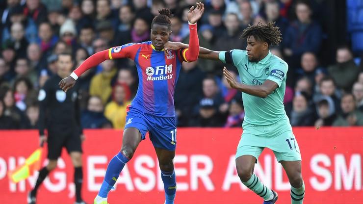 Arsenal złożył ofertę za gwiazdę Crystal Palace
