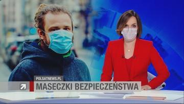 Lekarka: maseczki mogą zatrzymać pandemię. Pokazujemy, jak je zakładać i jak zdejmować