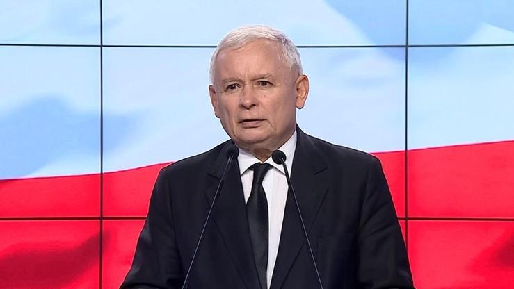 """""""Dokonamy oceny całego rządu i wówczas zapadną decyzje"""". Kaczyński nie wyklucza """"niewielkich zmian w rządzie"""""""