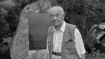 Zmarł Eugeniusz Tyrjaski ps. Sęk, wiceprezes Związku Powstańców Warszawskich