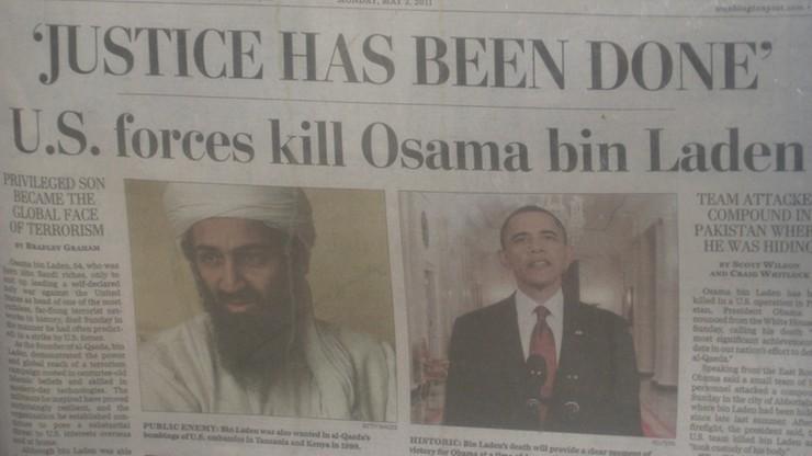 Syn bin Ladena znowu straszy USA