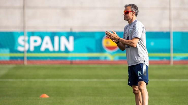 Hiszpania - Polska: Rywale wznowili treningi. Sergio Busquets wciąż poza drużyną