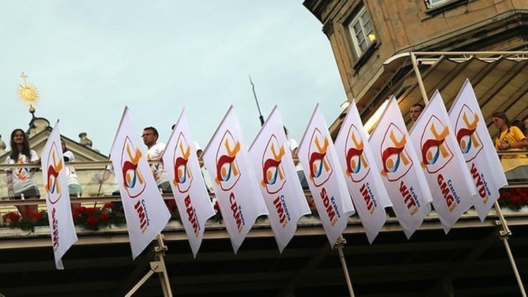 Kraków zapłaci ponad 700 tys. zł za dekorację miasta na Światowe Dni Młodzieży