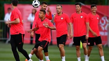 Polscy piłkarze po pierwszym treningu w Soczi. Glik i Kurzawa ćwiczyli indywidualnie
