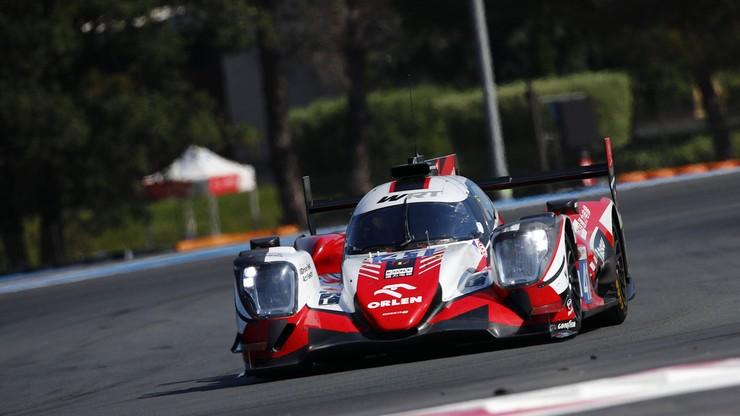 Piąta lokata zespołu Kubicy w European Le Mans Series na Paul Ricard