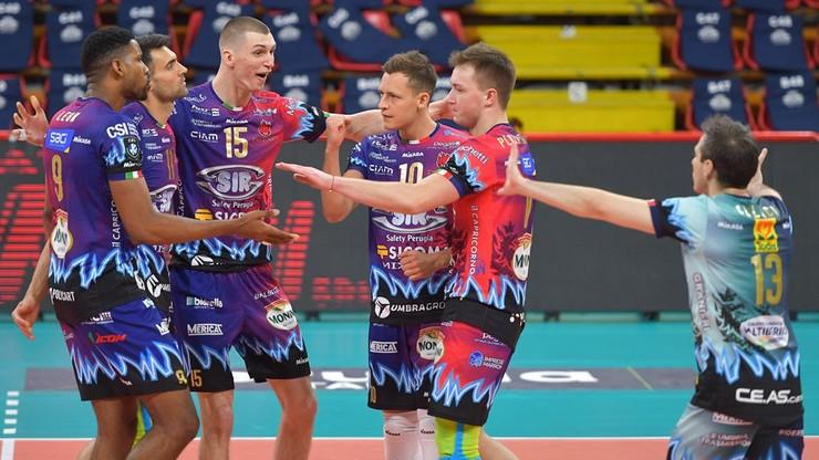 Liga Mistrzów: Gdzie obejrzeć półfinał Itas Trentino - Sir Sicoma Monini Perugia?