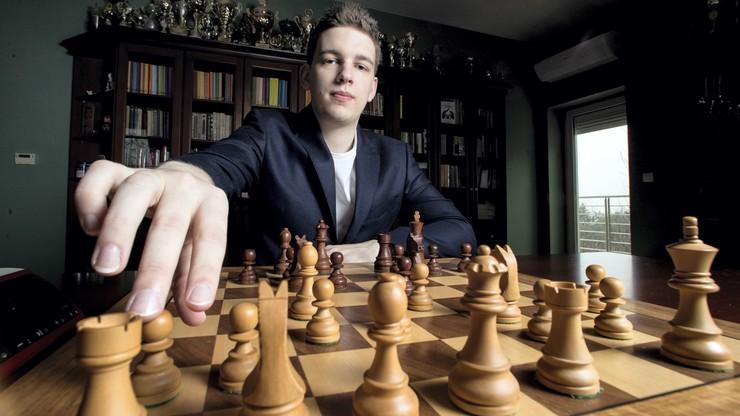 Champions Chess Tour: Jan-Krzysztof Duda przegrywa po pierwszym dniu ćwierćfinału