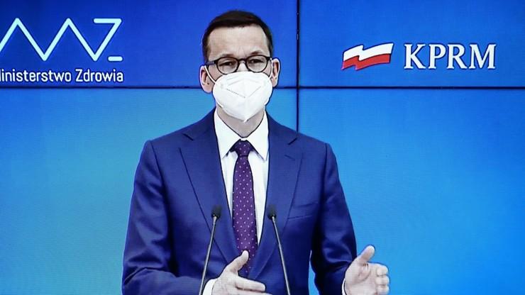 Morawiecki we francuskich mediach. Mówił o mediach, Unii Europejskiej i chrześcijańskich wartościach