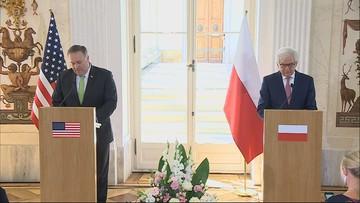 Pompeo: wybory na Białorusi nie były wolne