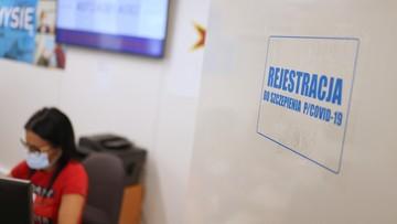 Rejestracja na szczepienia. Ważna zmiana dla jednego rocznika