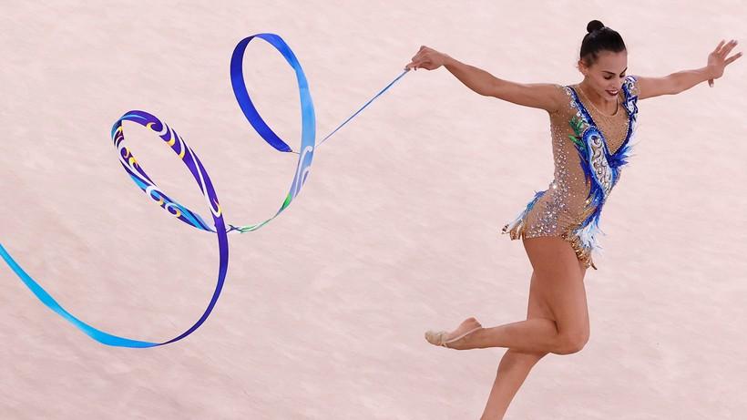 Tokio 2020: Reprezentantka Izraela złotą medalistką w gimnastyce artystycznej
