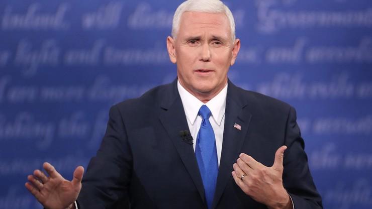 Republikański kandydat na wiceprezydenta wygrał w debacie. Ale miał inne poglądy niż Trump