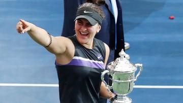 19-latka z Kanady pokonała Serenę Williams i wygrała US Open