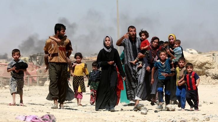 1 429 cywilów zginęło podczas odbijania Starego Miasta w Mosulu