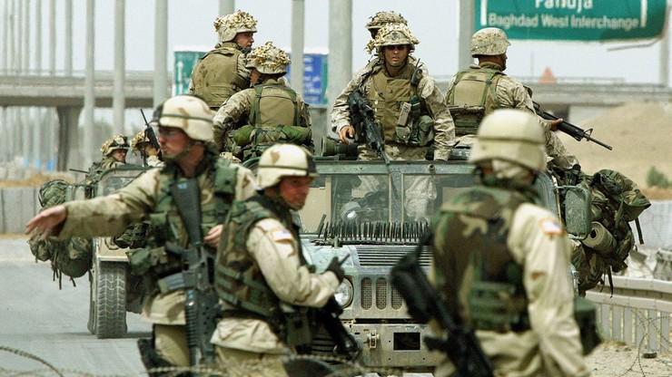 Stany Zjednoczone zaprzeczają doniesieniom Reutera i AFP: armia USA nie planuje wyjścia z Iraku