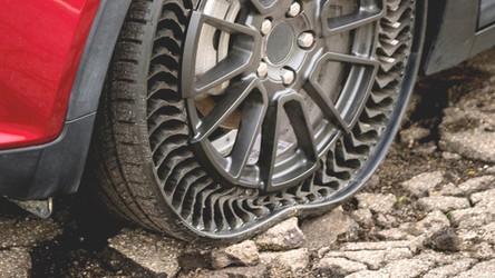 Opona przyszłości Michelina będzie montowana w najnowszych samochodach [WIDEO]