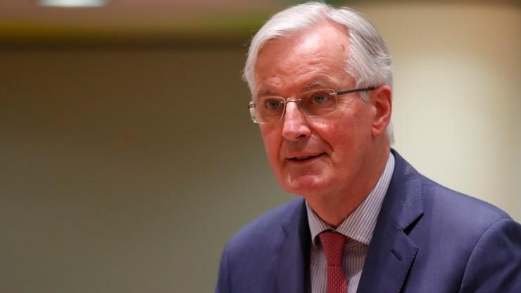 Barnier: brytyjski parlament musi zdecydować, czego chce dalej od UE
