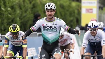 Tour de Romandie: Sagan wygrał etap, Dennis wciąż liderem