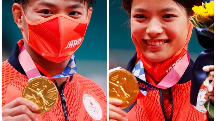 Tokio 2020. Rodzeństwo Uta i Hifumi Abe zdobyło złote medale w odstępie kilkunastu minut