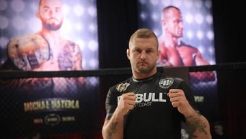 Marcin Wrzosek: Borys wygląda na trochę zmarnowanego zbijaniem wagi