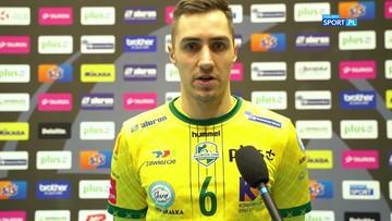 Mateusz Malinowski: Udział w Pucharze Polski będzie wspaniałą przygodą