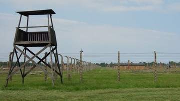 IPN: Niemcy prawdopodobnie wysypywali ludzkie prochy obok KL Birkenau