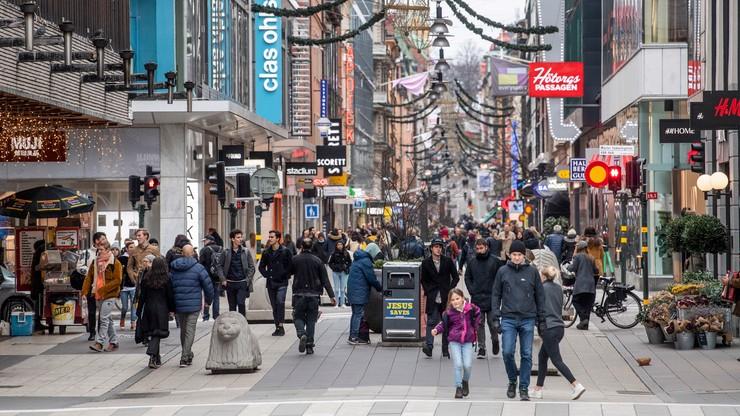 Koronawirus w Szwecji. Rząd wprowadza kolejne restrykcje