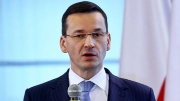 Dymisja ministra Szałamachy, Morawiecki na czele superresortu. Premier ogłosiła zmiany w rządzie