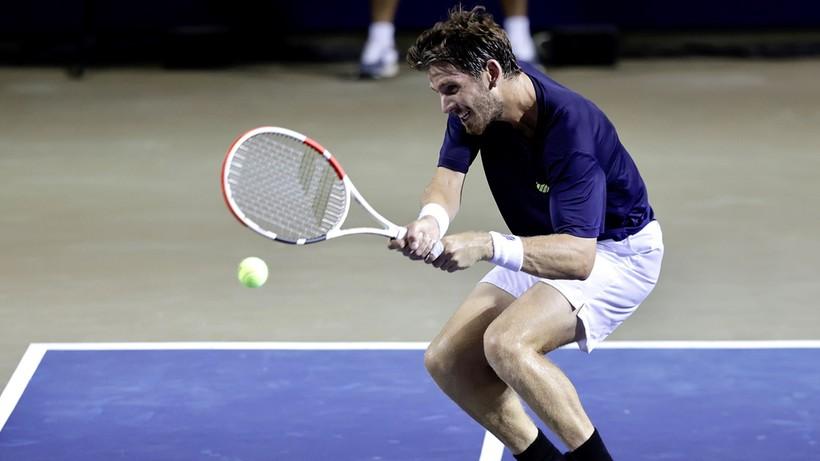 ATP w Atlancie: Cameron Norrie odpadł w ćwierćfinale
