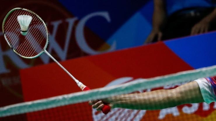 Turniej Singapore Open w badmintonie odwołany z powodu Covid-19