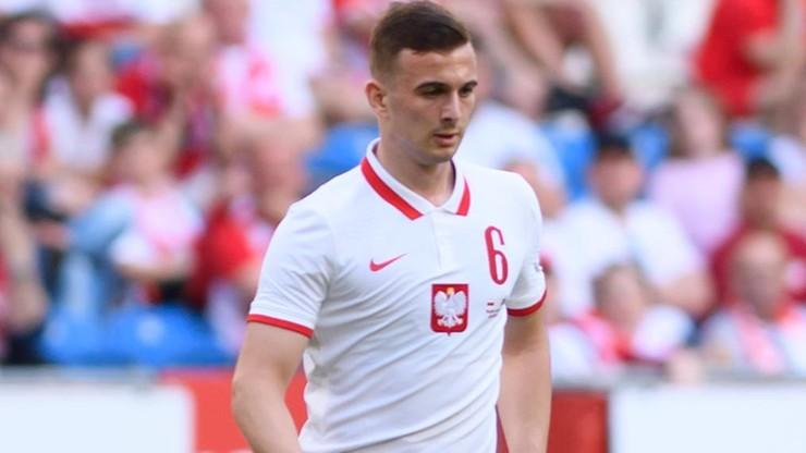 Kacper Kozłowski najmłodszym zawodnikiem EURO 2020