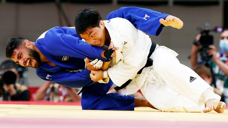 Igrzyska olimpijskie. Drugi zawodnik judo wycofał się z turnieju. Nie walczył z Izraelczykiem